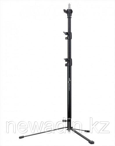 Напольная стойка для фото вспышек и световых приборов