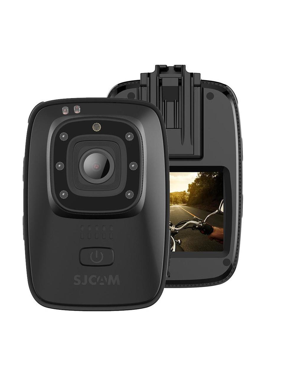 A10 SJCAM нательный видеорегистратор(как у полиции)
