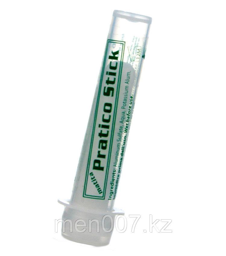 Allume di rocca Pratico stick (Стики кровоостонавливающие) (алунит) 5 г х 3