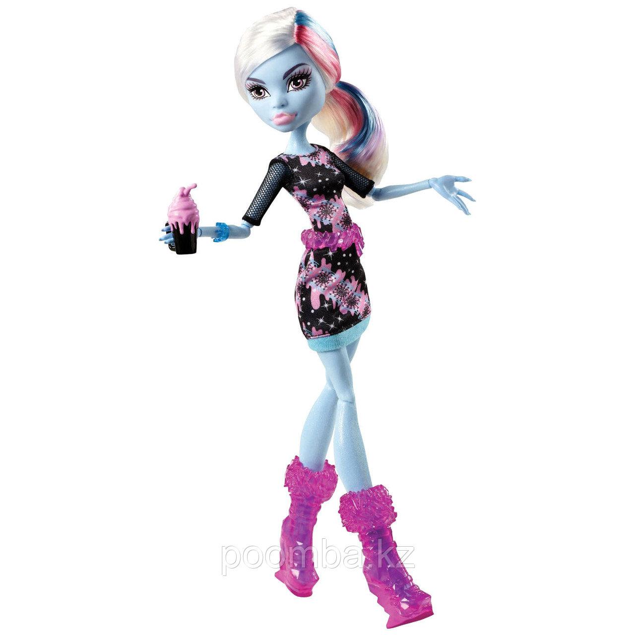 """Monster High""""Кофейное зернышко""""-Эбби Боминейбл"""