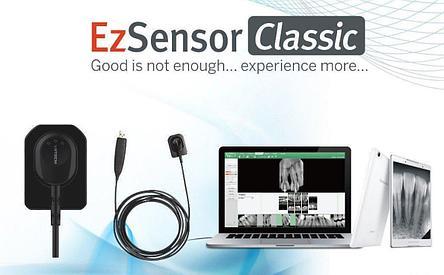 Vatech EzSensor 1.5  - цифровой радиовизиограф. Интраоральный сенсор (Ю. Корея), фото 2