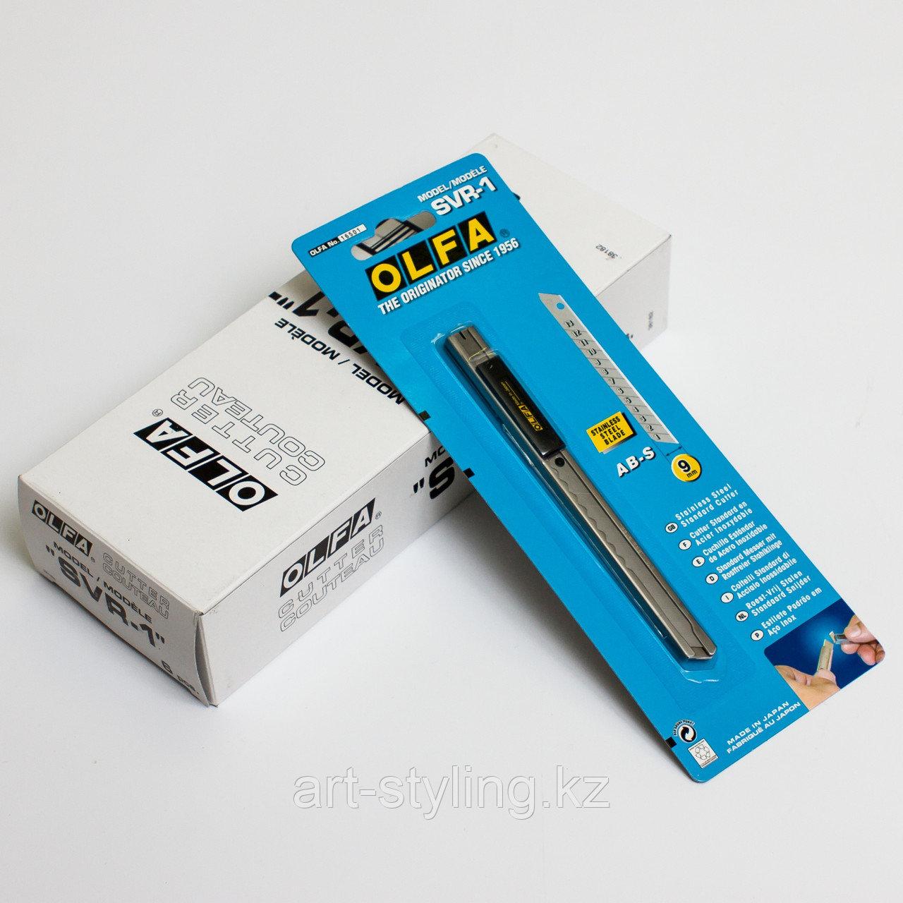 Нож OLFA SVR-1 из нержавеющей стали