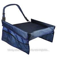 Столик для детского автокресла(синий), фото 2