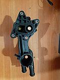 Корпус термостата Volkswagen POLO/Skoda Fabia / Skoda Rapid V-1.4-1.6, фото 2