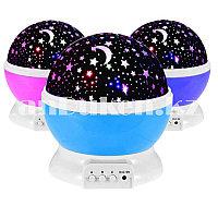 Ночник проектор Звездное небо Star master 3 режима свечения колпак для приглушения света в ассортименте