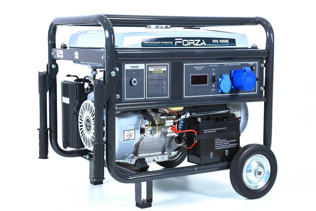 Бензиновый генератор FORZA