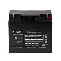 Аккумулятор SVC GL1218 12В 18 Ач (GEL), фото 1