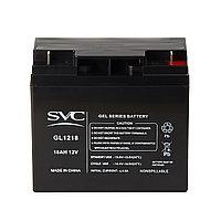 Аккумулятор SVC GL1218 12В 18 Ач (GEL)