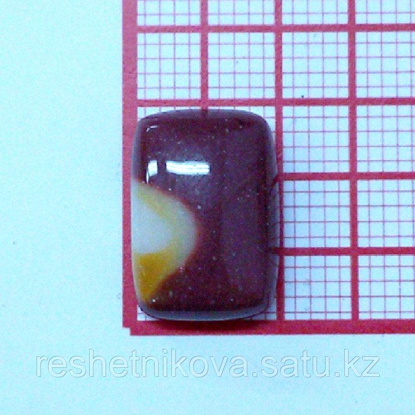 Кабошон прямоугольникч10*14 мм