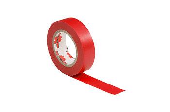 Изолента 15мм*10м*0,1мм красная WURTH