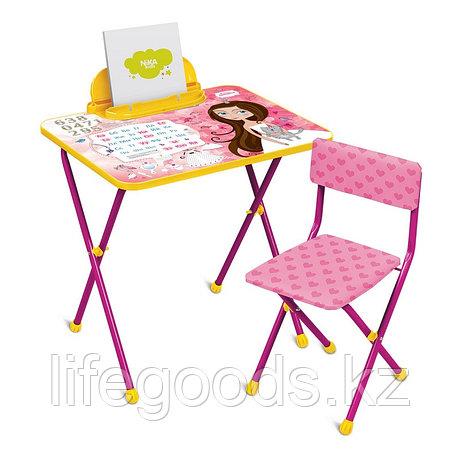 """Комплект детской мебели """"Маленькая принцесса"""" Ника КП2/17, фото 2"""