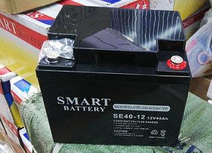 Аккумулятор Smart 12В 40 Ач