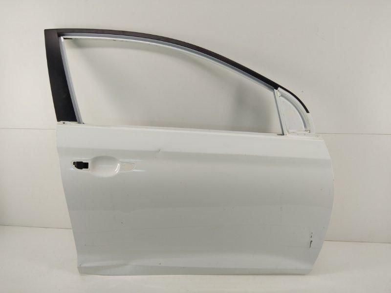 Дверь передняя правая Hyundai Accent (Solaris)