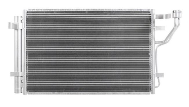 Радиатор кондиционера Hyundai Elantra