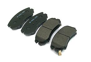 Колодки тормозные передние Hyundai Elantra