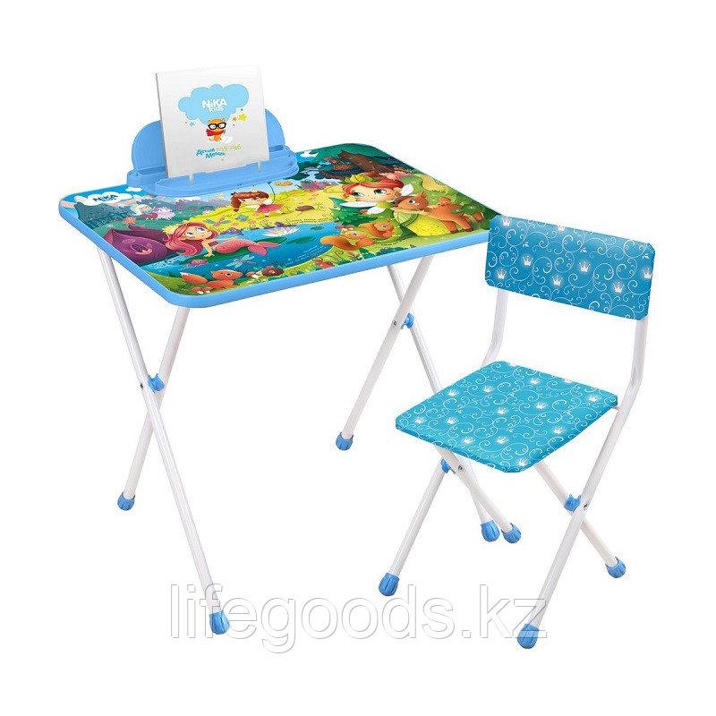 """Комплект детской мебели """"С маленькими принцессами"""" Ника КП2/16"""