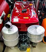 Мотопомпа дизельная D 150-1100, со старт +аккумулятор. Мощность: 14.7кВт.