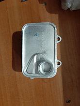 Радиатор масляный на Audi A6
