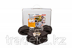 Поисковый магнит неодимовый односторонний Forceberg F120, в комплекте веревка и сумка