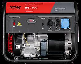 Бензиновый генератор 7 кВт, FUBAG BS 7500, фото 3