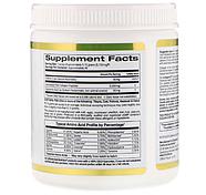California Gold Nutrition, CollagenUP, морской коллаген + гиалуроновая кислота + витамин C, без добавок, 206 г, фото 2