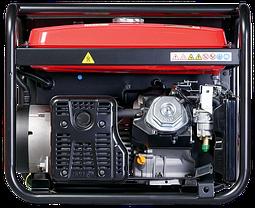 Бензиновый генератор,  электростартер, FUBAG BS 8500 XD ES, фото 3