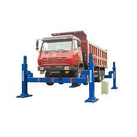 Подъемник для грузовых авто