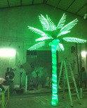 Светодиодная пальма (Прайс по запросу)