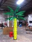 Светодиодные пальмы, кактусы (Прайс по запросу)