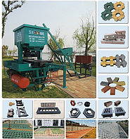 Мини кирпичный завод DMYF600