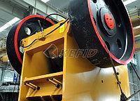Щековая дробилка PE400X600
