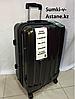 Средний пластиковый дорожный на 4-х колесах IT Luggage.Высота 67 см, длина 42 см, ширина 27 см.