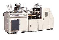 Машина для производства бумажных тарелок с двойными стенками ZW-35