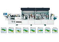 Автоматический прямолинейный, кромкооблицовочный станок BJF165