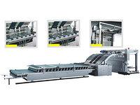 Высокоскоростной автоматический ламинатор картона серии FMT-1260/1450/1700