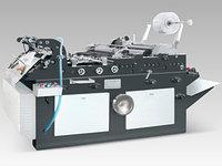 Машина для нанесения покрытий на заготовки картонных ящиков и окон TY31B