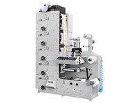 Флексографическая печатная машина для этикеток (логотипов) ZBS-320