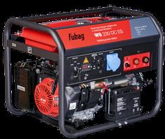 Бензиновые сварочные генераторы WS с двигателем FUBAG