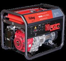 Бензиновые сварочные генераторы WHS с двигателем Honda
