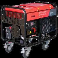Дизельные генераторы DS. С воздушным охлаждением