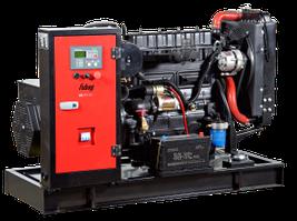 Дизельные генераторы DS. С водяным охлаждением