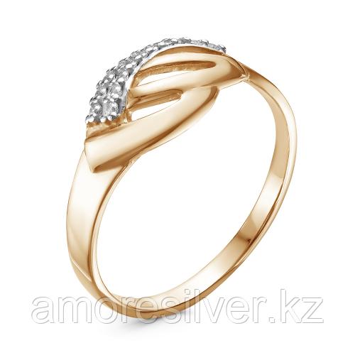 Кольцо из серебра с фианитом   Красная Пресня 23810129Д