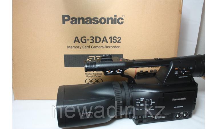 Профессиональная 3D/2D видеокамера Panasonic AG-3DA1