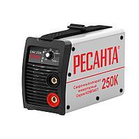 Инверторный сварочный аппарат Ресанта компакт САИ-250К