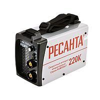 Инверторный сварочный аппарат Ресанта компакт САИ-220К, фото 1