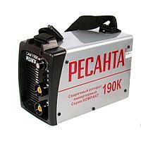 Инверторный сварочный аппарат Ресанта компакт САИ-190К, фото 1
