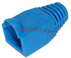 Колпачок RJ-45 REXANT для 8P8C, синий, (05-1209 )