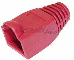 Колпачок RJ-45 REXANT для 8P8C, красный, (05-1205 )