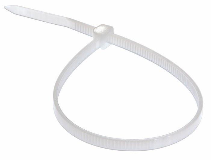Хомут д/связки кабеля 3,6*280 белый WURTH