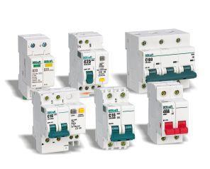 Автоматические вылючатели DekRaft (Schneider electric)